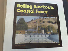 ROLLING BLACKOUTS COASTAL FEVER HOPE DOWNS ADVERT PROMO POSTER 2018 CM 53x53