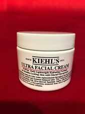KIEHL'S ULTRA FACIAL CREAM 1.7 OZ New    Unsealed  Read instructions