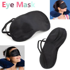Eye Mask Beauty Sleep Satin Light Blocker Sensual Blindfold Day Night Relaxing