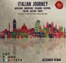 LGT Young Soloists - Italian Journey - Works for String Orchestra