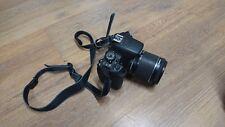 Canon EOS 700D 18.0MP Digital SLR Camera FAULTY SD CARD SLOT
