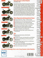 Buch Reparaturanleitung Harley-Davidson Fat Boy / Softail / Springer Band 5252