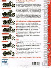 Libro manuale di riparazione HARLEY-DAVIDSON FAT BOY/SOFTAIL/Springer volume 5252
