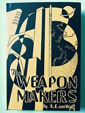 The Weapons Makers - van Vogt signed