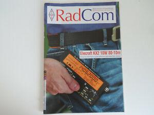 ELECRAFT KX2 TRANSCEIVER REVIEW- (RADCOM MAGAZINE ONLY)....RADIO-SPARES-IRELAND