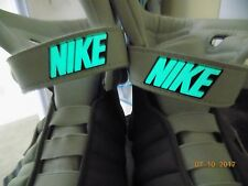 Back to the Future - Mag ( Glow In The Dark ) Nike Strap Stickers - Set of Two