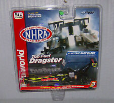 """NEW"" AW NHRA REL 18 SEALMASTER J.R. TODD TOP FUEL DRAGSTER AUTOWORLD HO SLOT CA"