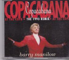Barry Manilow-Copacabana  cd maxi single