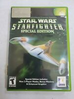 Star Wars:Starfighter Special Edition TESTED Microsoft Xbox 2001
