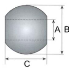 1 Paar Unterlenkerkugel/_Kat.2-2/_Gerätekugel/_Fangkugel/_Traktor/_Dreipunkt/_/_/_/_/_/_/_/_/_