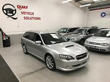 2004 JDM SUBARU LEGACY GT SPEC B 2.0L BP5 TWINSCROLL TURBO MANUAL