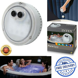 NEW Intex 28503 LED Spa Light - White