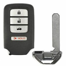 2018 Honda Accord Smart key 4 Buttons Brand New OEM
