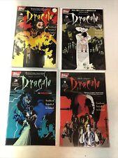 Bram Stoker's Dracula (1994) #1 2 3 4 VF/casi como nuevo completo conjunto de arte Topps Mike Mignola