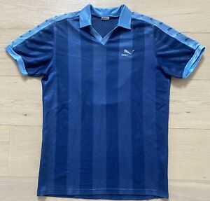 PUMA Vintage Retro Trikot Shirt Jersey Camiseta Maglia Maillot 90s Gr. L