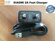 GENUINE XIAOMI MI 5V 2A USB FAST CHARGER FOR Redmi Note 4 / Mi 4 / Mi 4i / Mi 3