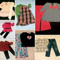 Baby Girls Size 24m/2t Mixed Winter Lot