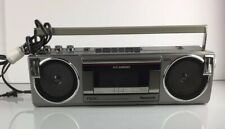 Panasonic RX-FM30 FM AM Radio Stereo Cassette Recorder Boom box