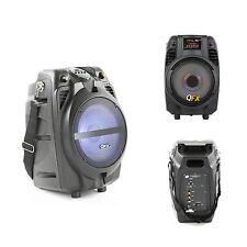 Party Loud Speaker Portable USB Bluetooth RCA FM Remote Control Hard Bass Sound