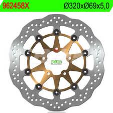 Disco de freno NG ondulado 458X Ø320 x Ø69 x 5