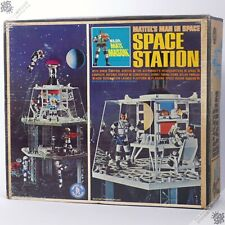 MATTEL MARX IDEAL CRAGSTAN MAJOR MATT MASON SPACE STATION VINTAGE ASTRONAUT TOY