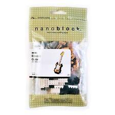 New Sealed Nanoblock Electric Guitar Micro-sized Building Block Kawada NBC_023