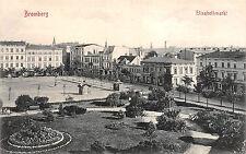 Bromberg / Bydgoszcz Elisabethmarkt Postkarte