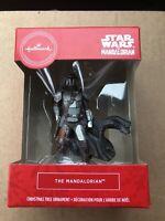 2020 Hallmark Star Wars The Mandalorian Ornament Blaster Pistol & Sniper Rifle
