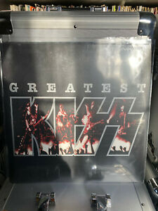 Greatest KISS from 2014 Kissteria roadcase sealed ltd to 1000 worldwide