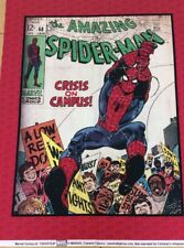 Camlot Fabrics - Marvel Comics 111 Amazing Spider-Man Panel - 100% Cotton
