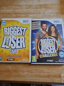 The Biggest Loser (Nintendo Wii, and challenge