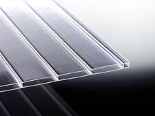 16mm Stegdoppelplatte VERTICA 16/96 klar ACRYLGLAS Doppelstegplatten *Muster*