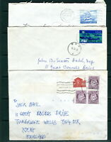 Three Norway Covers (4)
