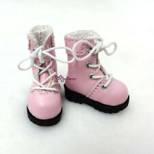 Mimiwoo 1/6 Bjd Neo B Doll Shoes Boots Pink  SHP002PNK (for Foot 2.3-2.6cm long)
