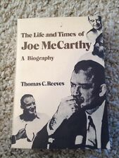 The Life and Times of Joe McCarthy A Biography (PB, Reeves, 1982)