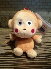 Sanrio Monkichi Monkey For Sale In Japan Only Item (SUPER RARE) Collectible Item