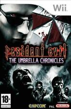 Resident Evil: The Umbrella Chronicles Nintendo Wii, Game,