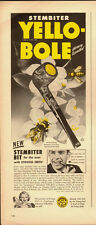 1948 Vintage ad for Stembiter Yello-Bole Pipes~Honey Girl (081513)