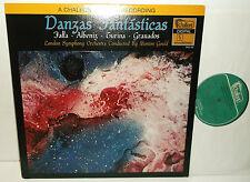 SDG 302 Falla Albeniz Turina Granados Danzas Fantasticas LSO Gould Audiophile