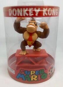 Donkey Kong Super Mario Paper Weight Statue New & Sealed Nintendo