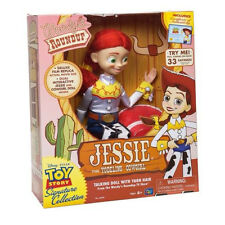Toy Story Jessie The Yodeling Cowgirl, Thinkway Signature Collection