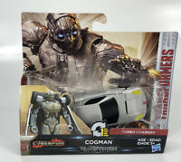 Transformers Last Knight Cogman Figure Cyberfire 1 Step 2016 Brand New