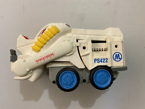 Rokenbok Street Ball Powersweeper PS422 Vehicle  - USED / Untested