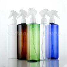 1Pk 500ml Refillable Spray Bottle Water Liquid Empty Container Sprayer Dispenser