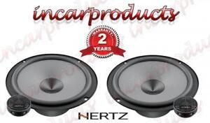 Hertz Uno K170 17cm Pièce Système Voiture Audio Haut-Parleur 200w