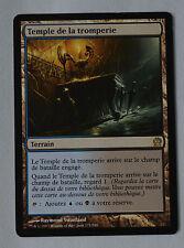 """Temple de la tromperie"" - carte rare Magic MTG - Théros"
