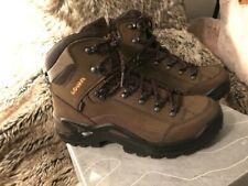 NEW! LOWA Mens Renegade GTX Mid Hiking Boots US8 Sepia