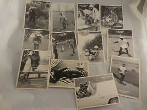 12 Vintage Funny Novelty Postcards Rainy Pacific Northwest PNW Keith Lockwood