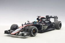 18121 AUTOart 1:18 McLaren MP4-30 Honda F1 2015 Spanish GP #14 Fernando Alonso