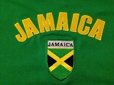 VINTAGE JAMAICA EMBROIDERED T SHIRT XL